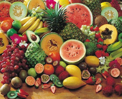 The Top Ten Best Fruits
